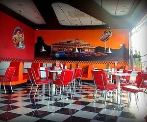 Cafetería al más puro estilo americano