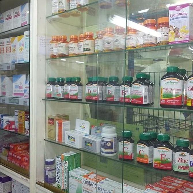 Diferencia entre farmacia y parafarmacia