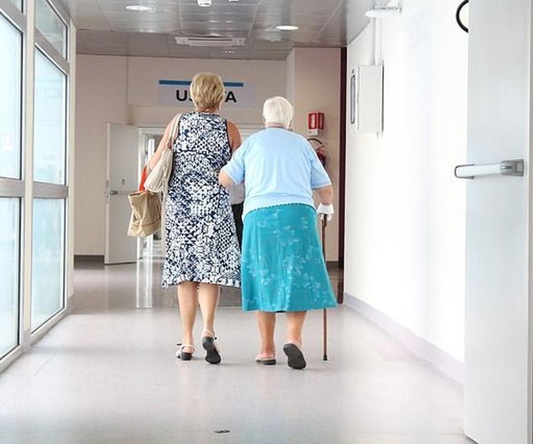 Actividades que se realizan en una residencia de ancianos