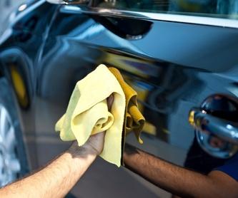 Arrancador de vehículos: Servicios de Aparcamiento Vibel