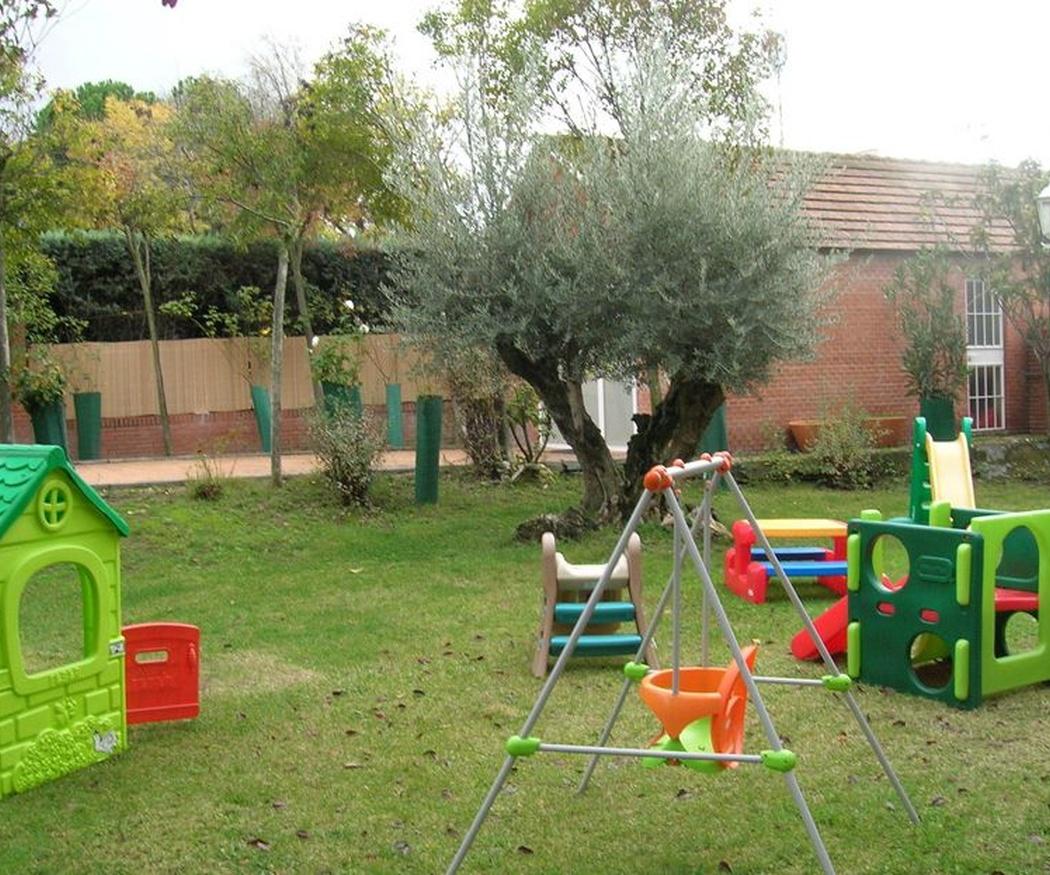 La importancia del patio en la educación infantil