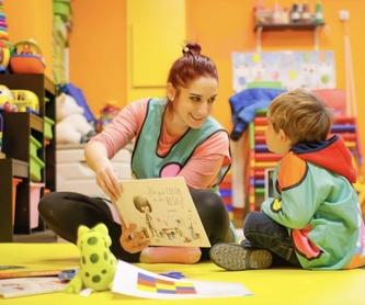 Juegos de imitación: Centro Infantil Pompitas de Centro Infantil Pompitas