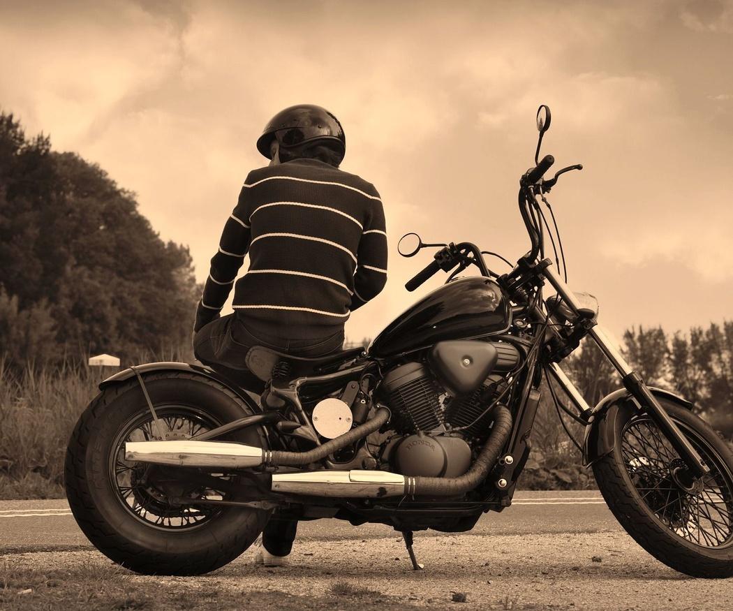 Equipamiento necesario para ir en moto