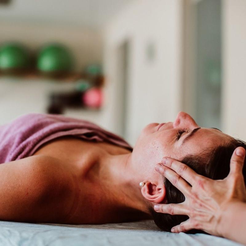 Osteopatía craneal: Terapias  de MQ Fisioterapia