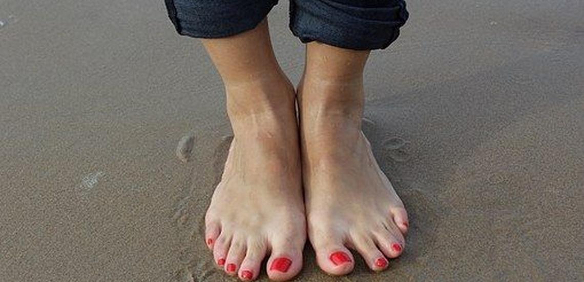 Consulta podológica para lucir unos pies bonitos en Manresa