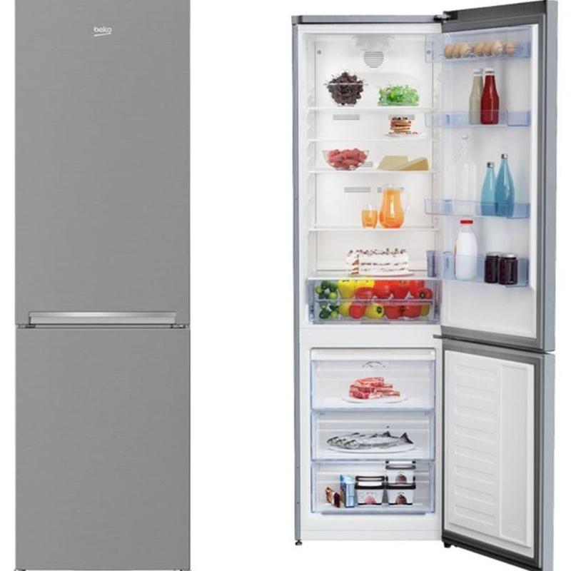 Combi Beko RCNA355K20PT clase A+ 201cm/60cm Acero ---379€: Productos y Ofertas de Don Electrodomésticos Tienda online
