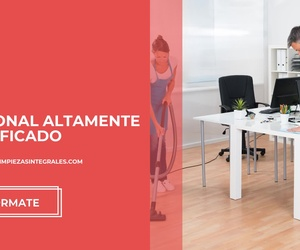 Empresa de limpieza en Alcobendas | Olisan Limpiezas Integrales
