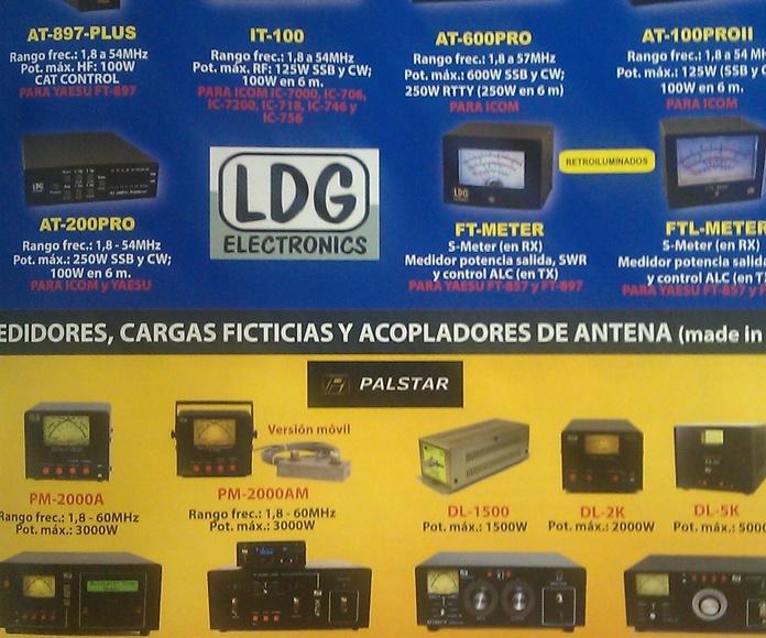 Accesorios varios: Catálogo de Olanni Electronics
