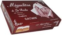 Caja 6 puntos Miguelitos de La Roda de Confitería Gaymon