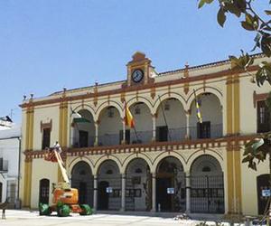 Rehabilitación de fachada de ayuntamiento