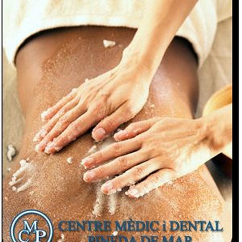 PEELING CORPORAL: Tratamientos  de Centro Médico y Dental Pineda