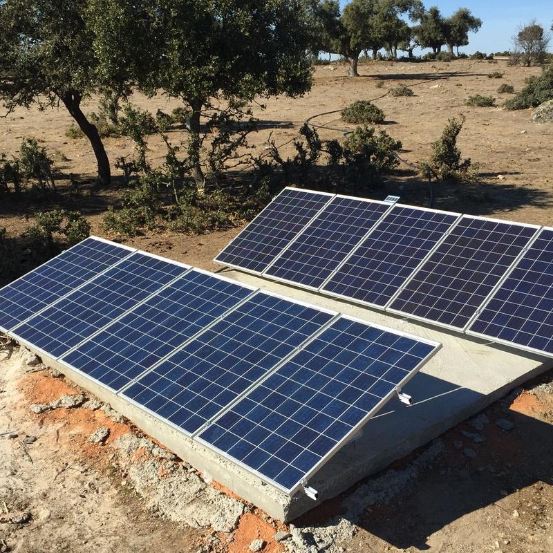 Kit solares: Servicios de Farcav Renovables