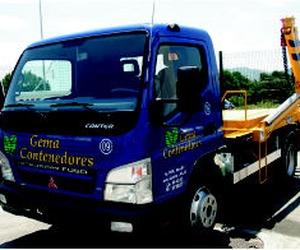 Galería de Transporte de áridos y materiales de construcción en Avilés   Contenedores Gema