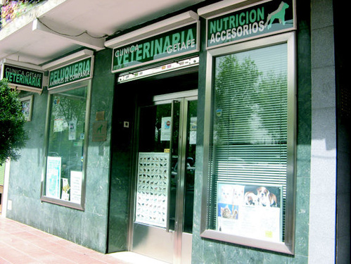 Clinica Veterinaria Getafe
