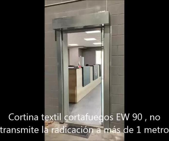 Cortina Textil EW90