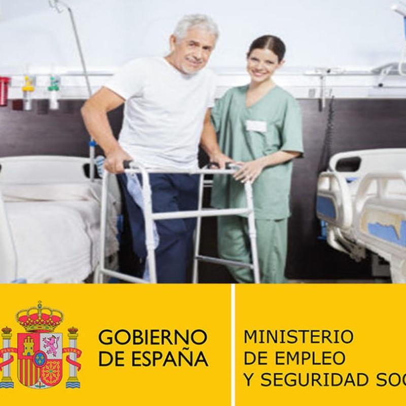 Atención Sociosanitaria a Personas Dependientes en Instituciones Sociales: Cursos de Asocolvas