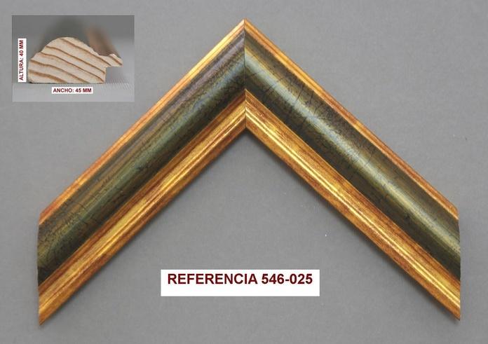 REF 546-025: Muestrario de Moldusevilla