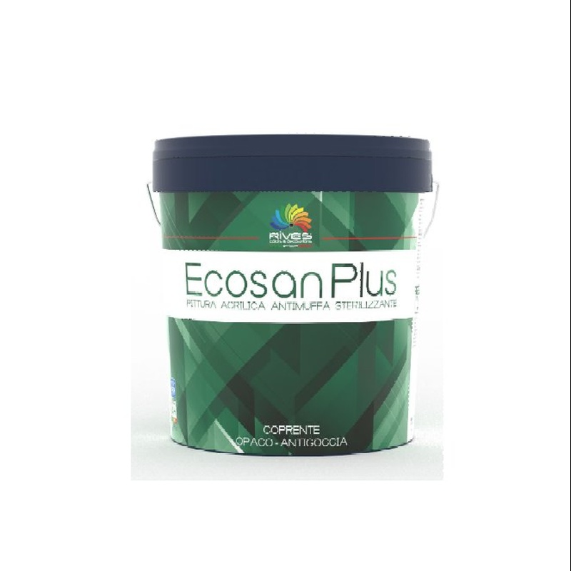 Rives color & decoration - Ecosan Plus:  de El Pinturas, S. L.