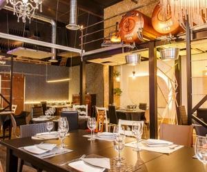 Ambiente agradable y acogedor en nuestro restaurante de La Eliana