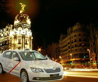 Taxi Madrid - Radio Taxi Madrid Aeropuerto.