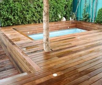 Casetas de madera: Servicios de Grupo Lince