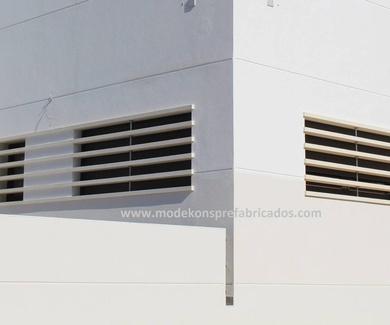 Prefabricado para fachadas