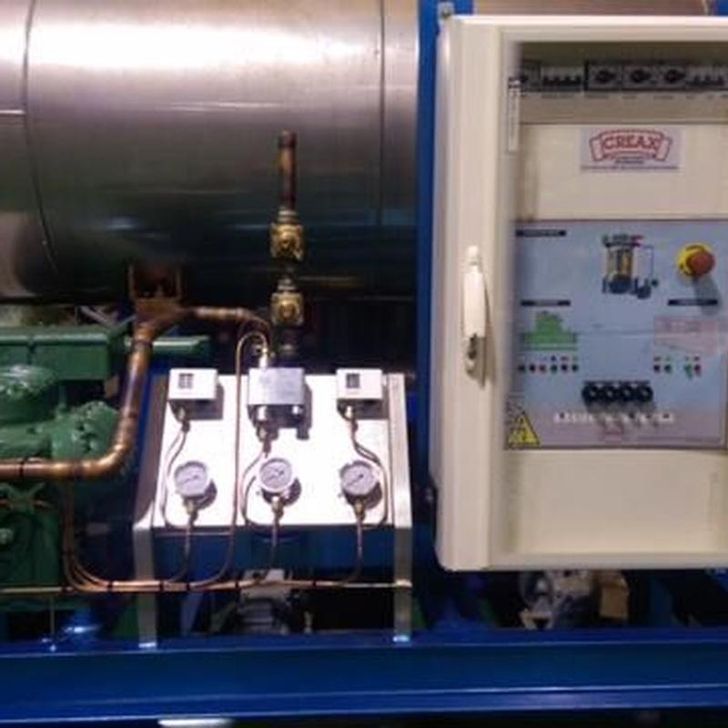 Máquina de hielo en escamas:  de MAQUIMUR