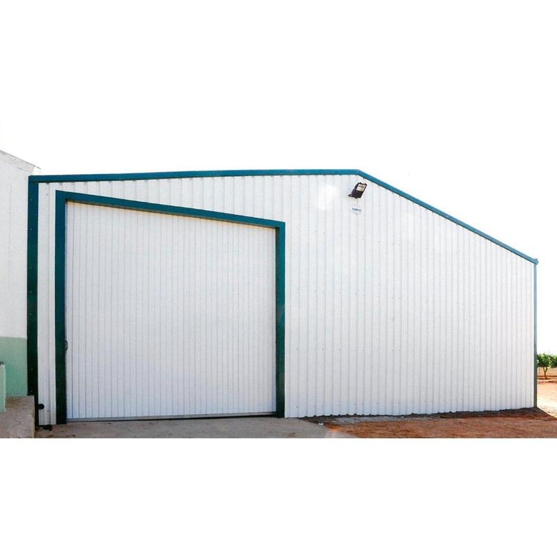 Cubiertas para naves agrícolas: Invernaderos de Invernaderos Campos