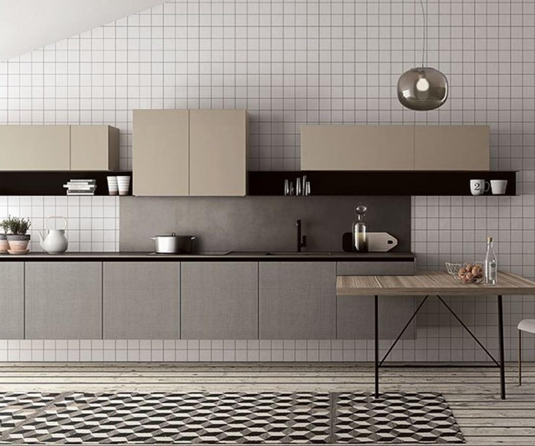 Elegir muebles para una cocina pequeña