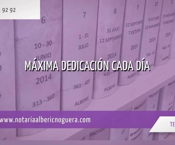 Tramitación de herencias en Alberic | Notaría Alberic P. Noguera