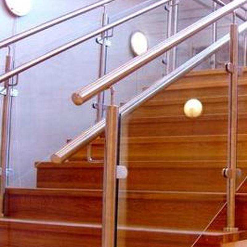 Acero Inoxidable: Productos y servicios de Hierros Y Aluminios Torres