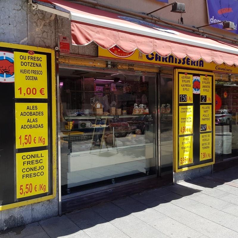 Ternera blanca: Carnicería de Cárnicas Maestros