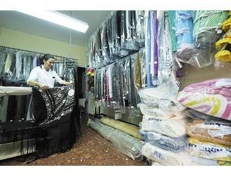 Servicio a empresas: Prestaciones de Tintorería Urquiza
