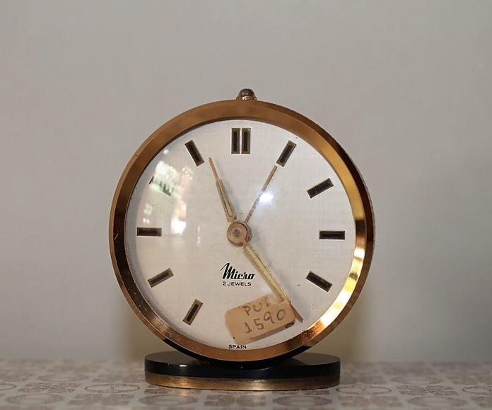 Reloj despertador MICRO.: Artículos  de Ruzafa Vintage