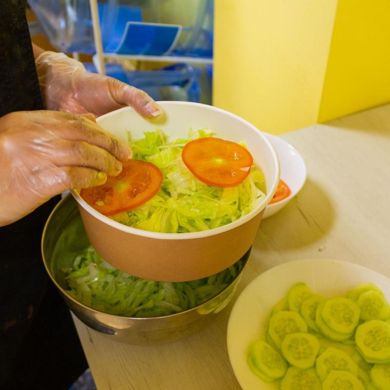 ENSALADA: Visita nuestra carta de Comida rápida peruana a domicilio