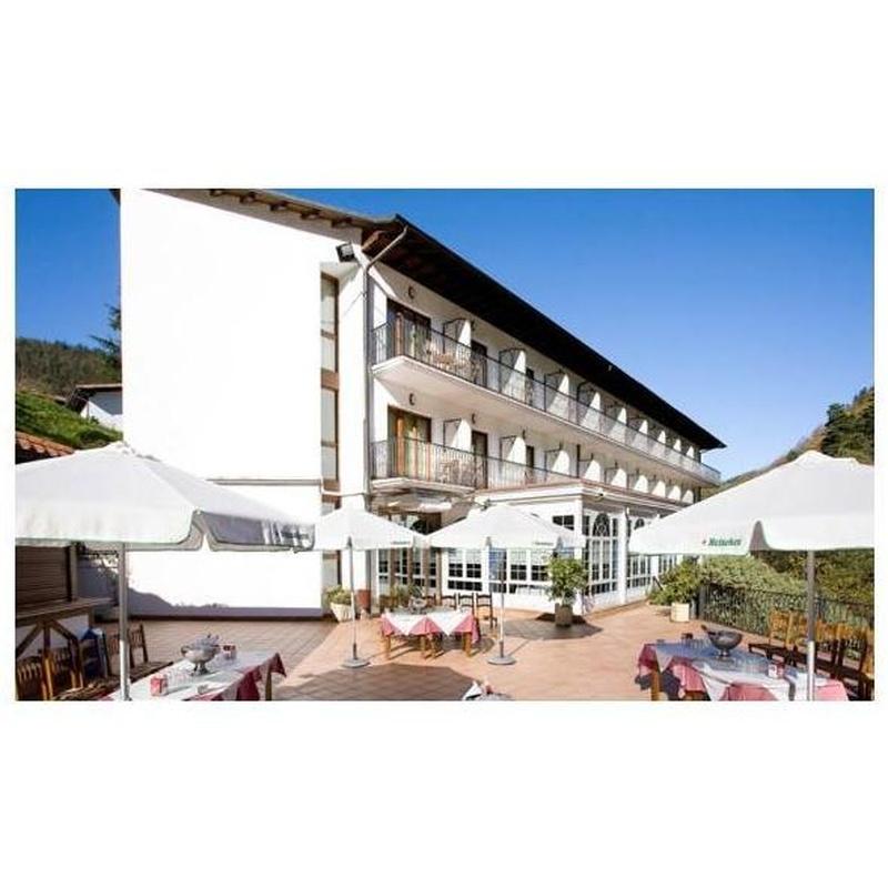 Hotel: Servicios de Venta de Etxalar