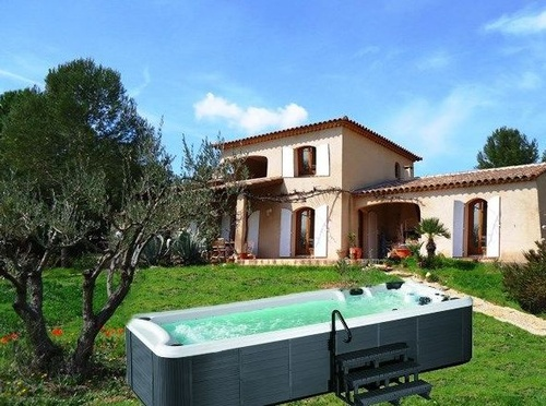 Picture of Spas, pools and jacuzzis in Los Montesinos | Agua Flo