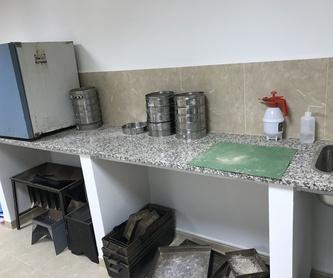 Estudios geotécnicos estandard: Servicios  de Técnicas del Suelo