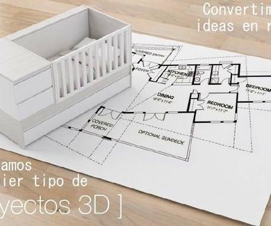 """ASESORAMIENTO Y PROYECTOS 3D """"TOTALMENTE GRATUITOS"""""""