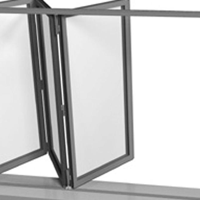 Ventajas de las ventanas de aluminio plegables
