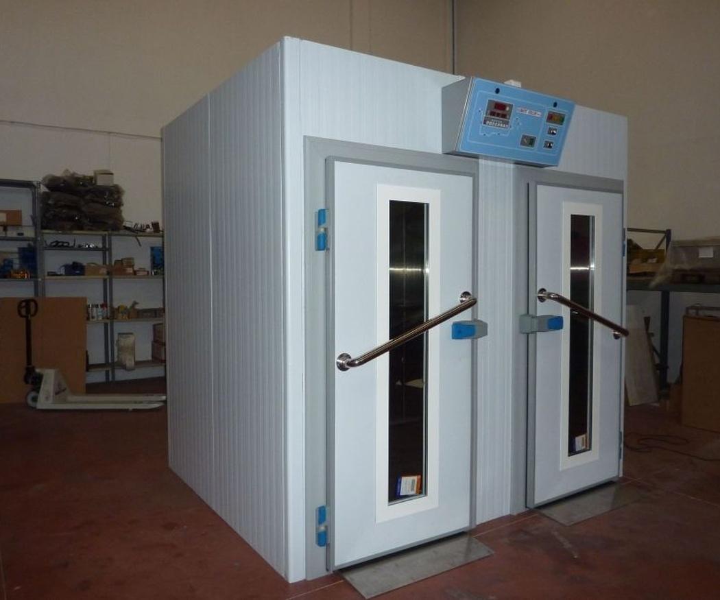 El mantenimiento de las cámaras frigoríficas