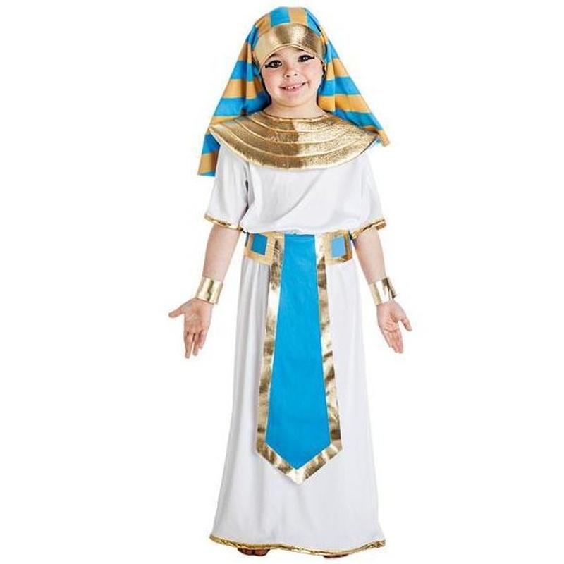 Disfraz egipcio azul infantil
