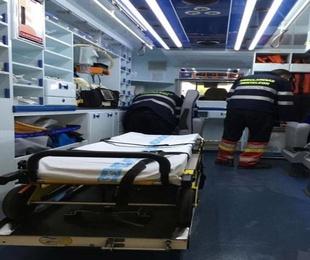 Todo sobre la primer ambulancia de la historia