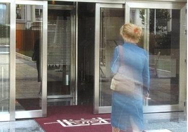 Puertas automáticas correderas de cristal