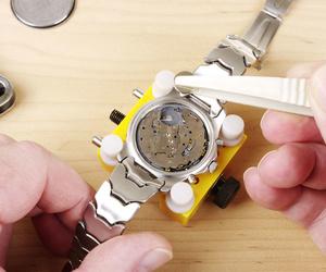 Cambios de pilas de relojes