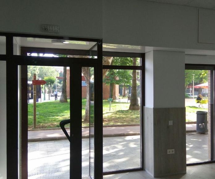 Reforma de Local en Gandia. Quatermans