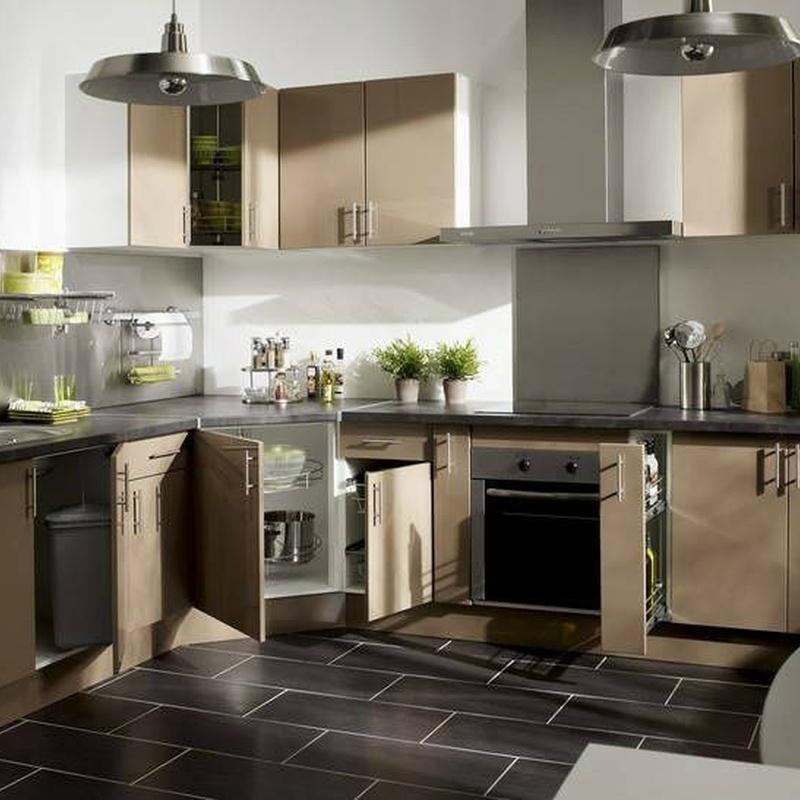 Reforma de cocinas: Servicios de Construcciones Emili