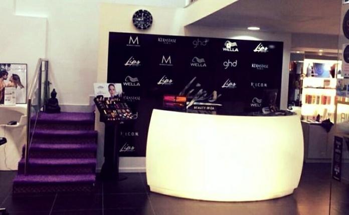 Servicios a domicilio: Servicios de Lips Beauty Ibiza
