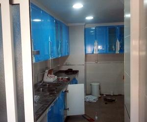 Instalación de Muebles de cocina en Granada