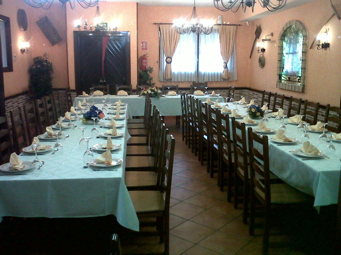 COMEDOR MENÚS: MENÚS de Restaurante Terraza La Parrilla de Valdemoro
